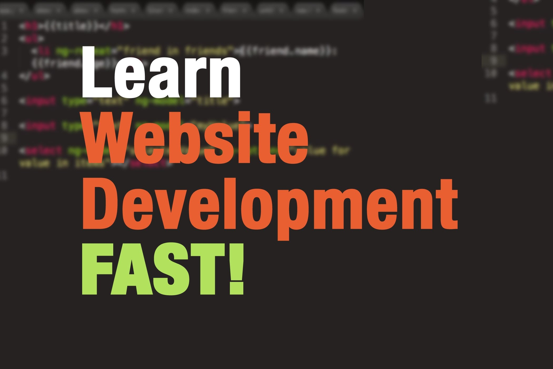 Web development tutorial for beginners 1 how to build web development tutorial for beginners 1 how to build webpages with html css javascript the learning zone baditri Images
